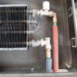 Подключение радиатора отопления трубой rexau
